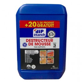 DIP Destructeur de mousse 6L