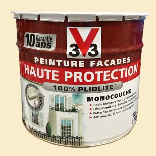 peinture v33 fa ade haute protection meuli re pas cher en ligne. Black Bedroom Furniture Sets. Home Design Ideas