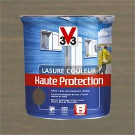 V33 Lasure Couleur Haute protection 8ans Gris