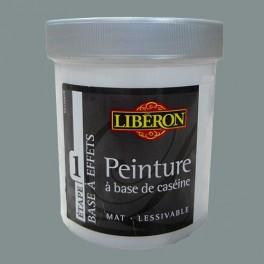 LIBÉRON Peinture à base de Caséine 0,5L Gris gustavien