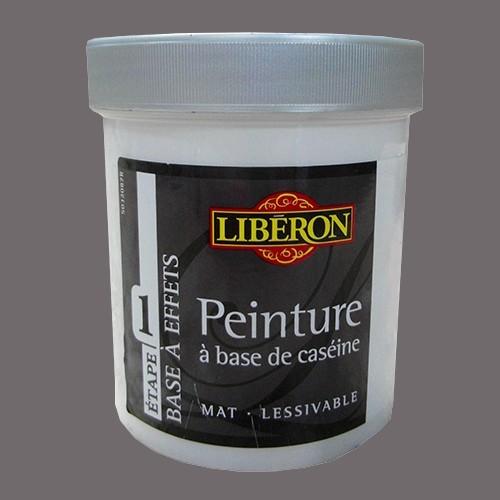 LIBÉRON Peinture à base de Caséine 0,5L Mohaire