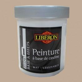 LIBÉRON Peinture à base de Caséine 0,5L Champignon