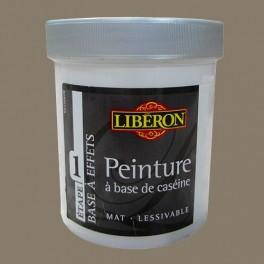 LIBÉRON Peinture à base de Caséine 0,5L Artichaud