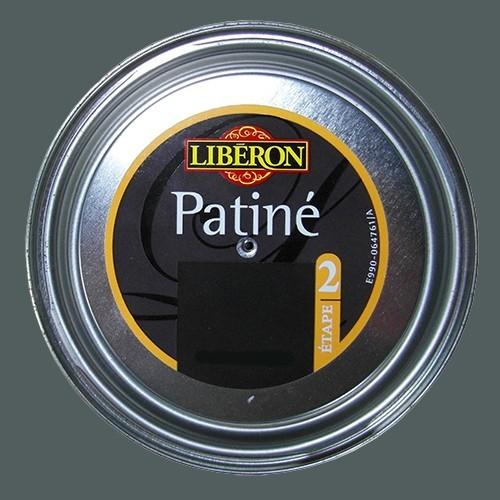 Lib ron effet patin 0 150l gris cendr pas cher en ligne - Peinture liberon effet patine ...