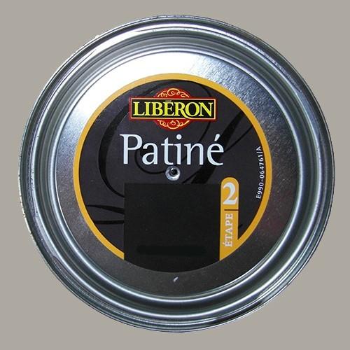 Lib ron effet patin 0 150l argent pur pas cher en ligne - Peinture liberon patine ...