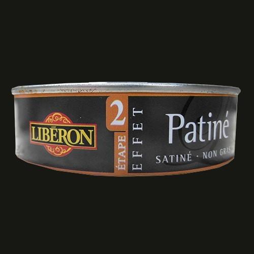 Lib ron effet patin 0 150l noir graphite pas cher en ligne - Peinture effet patine ...