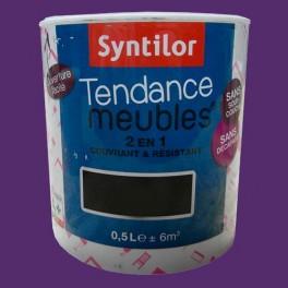 syntilor peinture tendance meuble effet laqu gris b ton pas cher en ligne