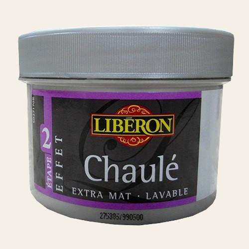 Lib ron effet chaul tape 2 0 25l blanc poudr pas cher - Peinture liberon effet chaule ...