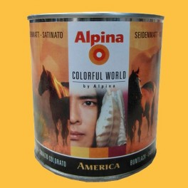 ALPINA Peinture Laque 0,5L America Authentic