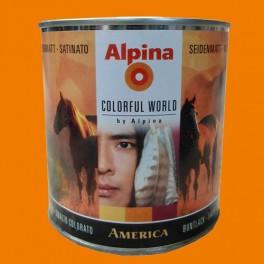 ALPINA Peinture Laque 0,5L America Rich