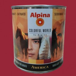 ALPINA Peinture Laque 0,5L America Contrast
