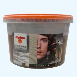 Peinture acrylique Mate ALPINA Atlantica Light 2,5L