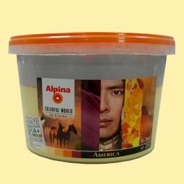 ALPINA Peinture acrylique Mate America Bright 2,5L