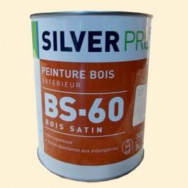 Silver Pro Peinture Bois Bs 60 1l Blanc Cassé Pas Cher En Ligne