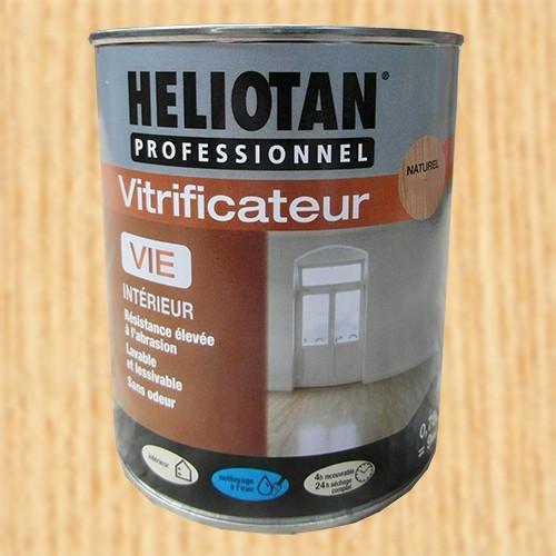 HÉLIOTAN Vitrificateur VIE Naturel Satin