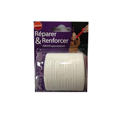 adh sif toile renforc e blanche peinture destock. Black Bedroom Furniture Sets. Home Design Ideas