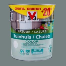 V33 Lasure Chalets Color 3L Windstorm