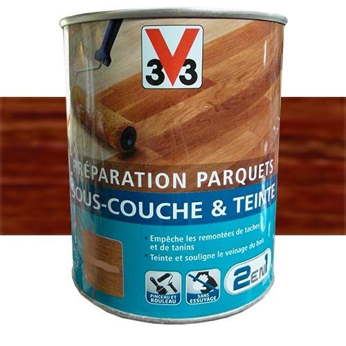 V33 Sous-Couche & Teinte Teck Pas Cher En Ligne