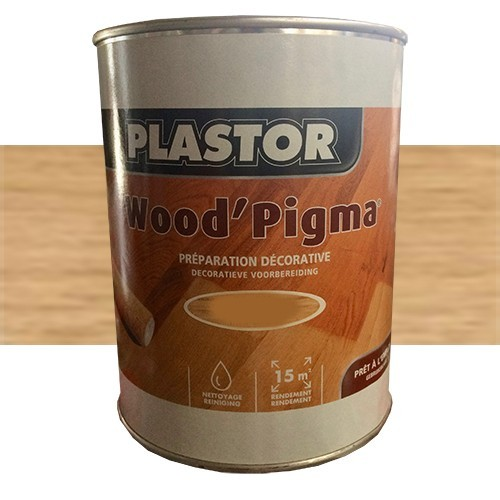 plastor wood 39 pigma 1l origines ambr es wp d21 pas cher en ligne. Black Bedroom Furniture Sets. Home Design Ideas