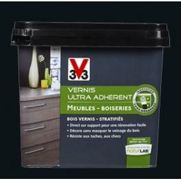 ... V33 Vernis Ultra Adhérent 0,75L Noir De Jais
