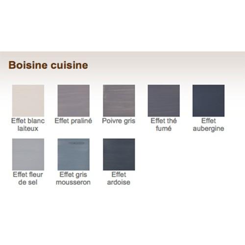 Lib ron boisine 1l gris mousseron pas cher en ligne for Peinture cuisine liberon