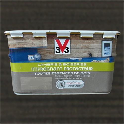 Good v imprgnant protecteur lambris et boiseries gris for Lambris pvc exterieur gris anthracite