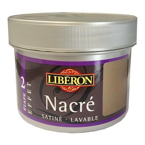 LIBÉRON Nacré 0,25L Blanc