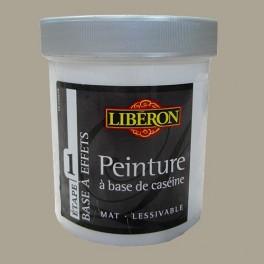 LIBÉRON Peinture à base de Caséine 0,5L Bord de Seine