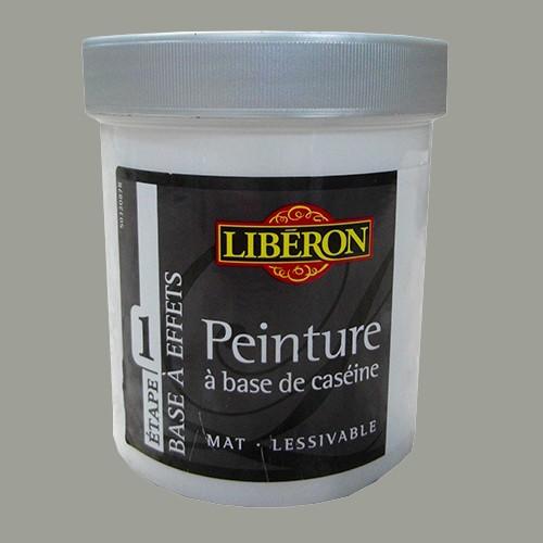 Lib ron peinture base de cas ine 0 5l gris alpaga pas cher en ligne - Peinture a la caseine ...