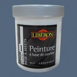 LIBÉRON Peinture à base de Caséine 0,5L Orage