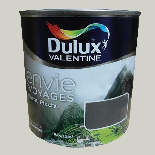 Dulux valentine envie de voyage machu picchu clair pas - Peinture lin clair dulux valentine ...