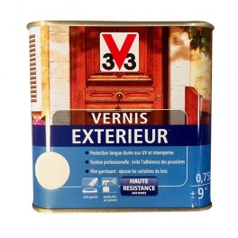V33 Vernis Extérieur Chêne clair Satin