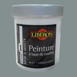 LIBÉRON Peinture à base de Caséine 0,5L Nordique