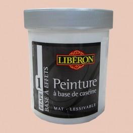 LIBÉRON Peinture à base de Caséine 0,5L Layette