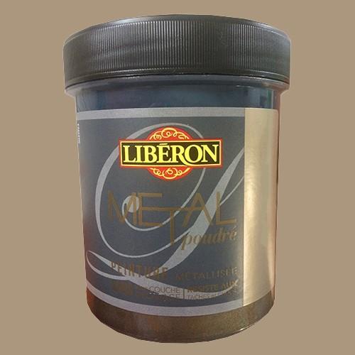 LIBÉRON Métal Poudré 0,5L Or pâle