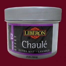 LIBÉRON Effet Chaulé (étape 2) 0,25L Rouge Carmin