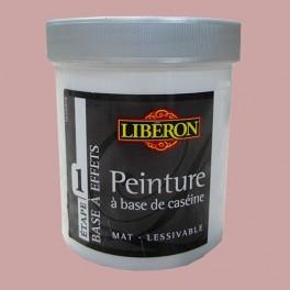LIBÉRON Peinture à base de Caséine 0,5L Ballerine