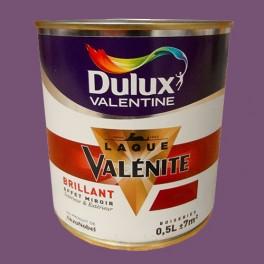 DULUX VALENTINE Laque Valénite Brillant Prune