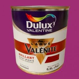 DULUX VALENTINE Laque Valénite Brillant Coulis framboise