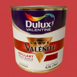 DULUX VALENTINE Laque Valénite Brillant Rouge andalou