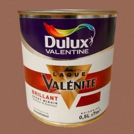 DULUX VALENTINE Laque Valénite Brillant Chocolat
