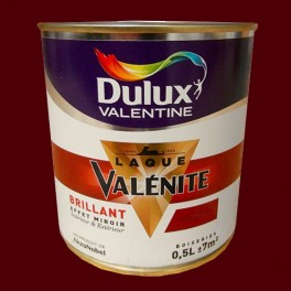 DULUX VALENTINE Laque Valénite Brillant Brun Van Dyck