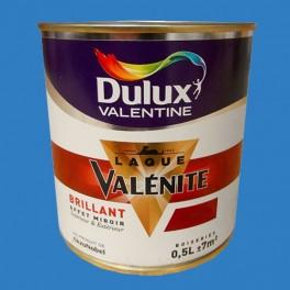 DULUX VALENTINE Laque Valénite Brillant Bleu marmara