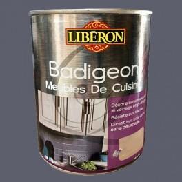 LIBÉRON Badigeon Meubles de cuisine 1L Thé fumé