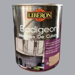 ... LIBÉRON Badigeon Meubles De Cuisine 1L Fleur De Sel