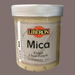 LIBERON MICA (étape 1) 0,5L Terre Brûlée