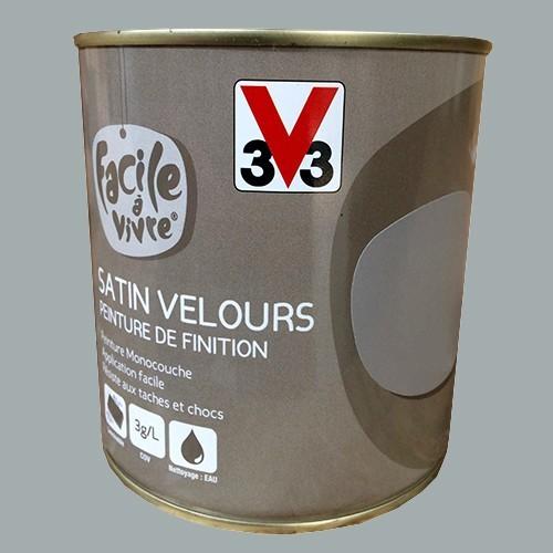 Peinture murale et boiserie v33 facile vivre mistigri mat profo - Peinture murale pas cher en ligne ...
