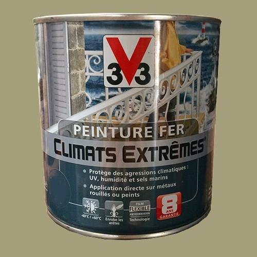 Peinture bois v33 climats extr mes brillant tilleul pas cher en ligne - Materiel de peinture artistique pas cher ...