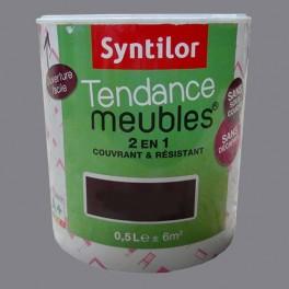 SYNTILOR Peinture Tendance Meubles Effet Pailleté Gris Etoilé