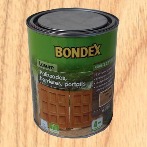 bondex lasure classique bois ext rieurs palissades. Black Bedroom Furniture Sets. Home Design Ideas